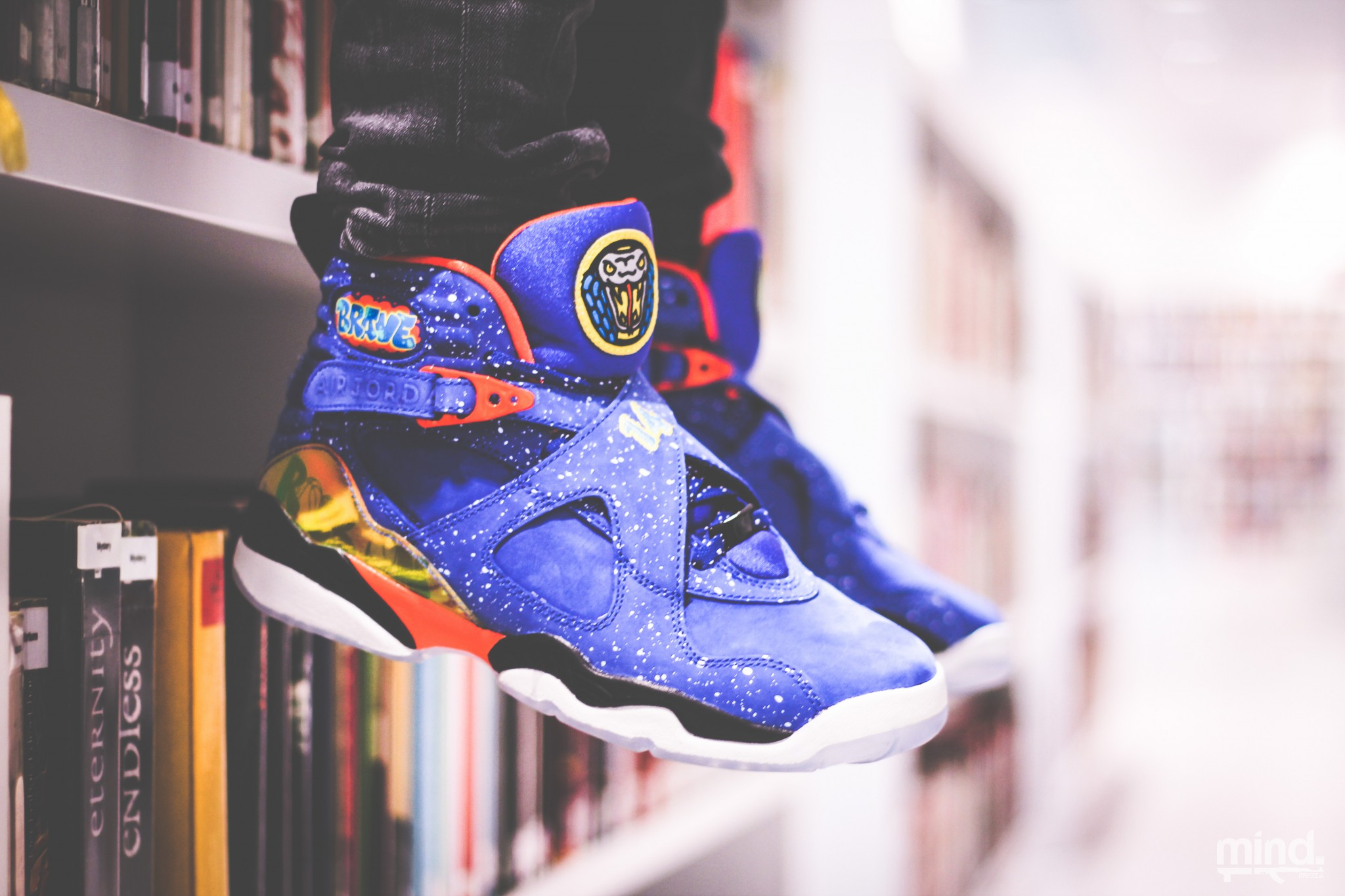 5aba87ff4768 ... h jordan 8 doernbecher on foot  Air ...